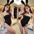 Manufacturers selling Cute Bunny cat suit dress uniform sexy lingerie Siamese slim temptation