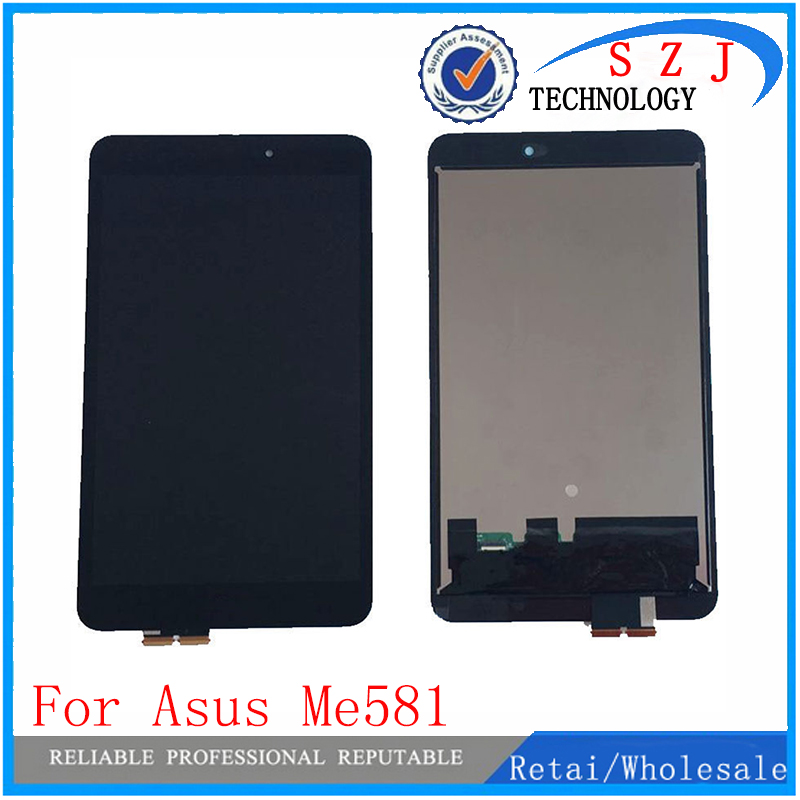 New 8 inch For Asus Memo Pad 8 ME581 ME581C ME581CL K015 LCD Display+Touch Screen Digitizer Assembly Replacement Parts new 8 inch for asus memo pad 8 me180 me180a digitizer touch screen with lcd display assembly frame