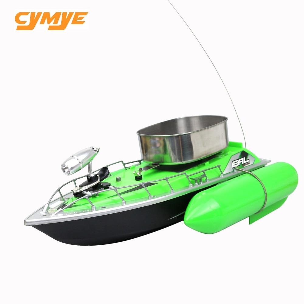 Cymye rc bateau de pêche appât bateau pour la pêche 2.4 ghz 4 Canal