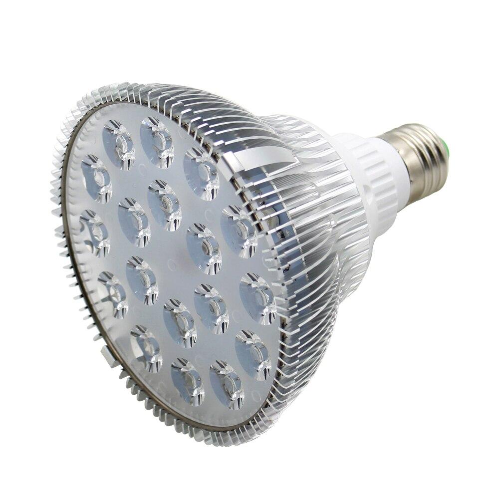 Ultra Bright E27 LED Spot Light Bulb Lamp 5W 7W 9W 12W 15W 18W 85-265V PAR30/PAR38 Non-dimmable LED SpotLight Lamp Bulbs led bulb e27 85 265v 2 4g 9w led light bulb led smart bulb lamp dimmable remote control wifi controller box for living room