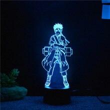 Naruto Shaped LED Lamp