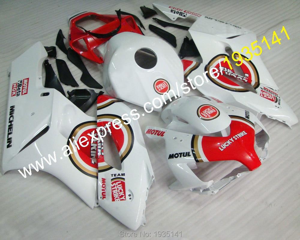 Горячие продаж,для Honda CBR1000RR 2004-2005 обтекатель ЦБ РФ 1000rr 04 05 повезло Мотуль Спортбайк мотоцикл Зализа (литья под давлением)