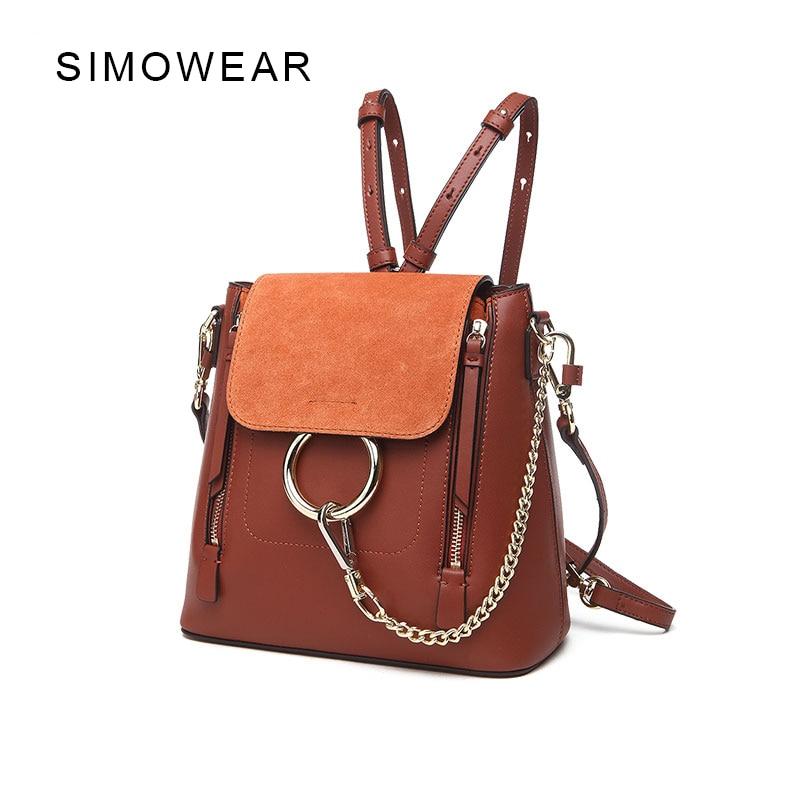 carteras mujer bolsa anel bolsa Tipos OF Bags : Shoulder Bags & Backpacks