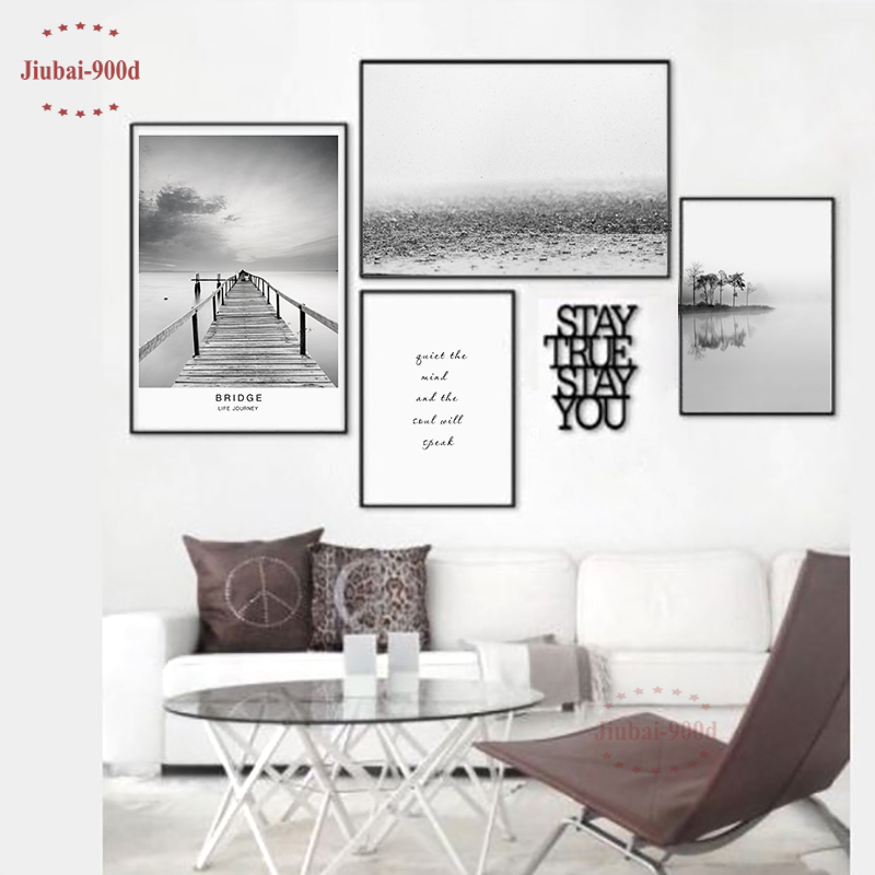900d posters and prints wall art canvas painting wall pictures for living room nordic decoration - Poster wohnzimmer ...