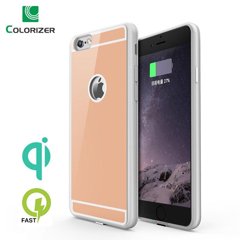 custodia wireless iphone 6s