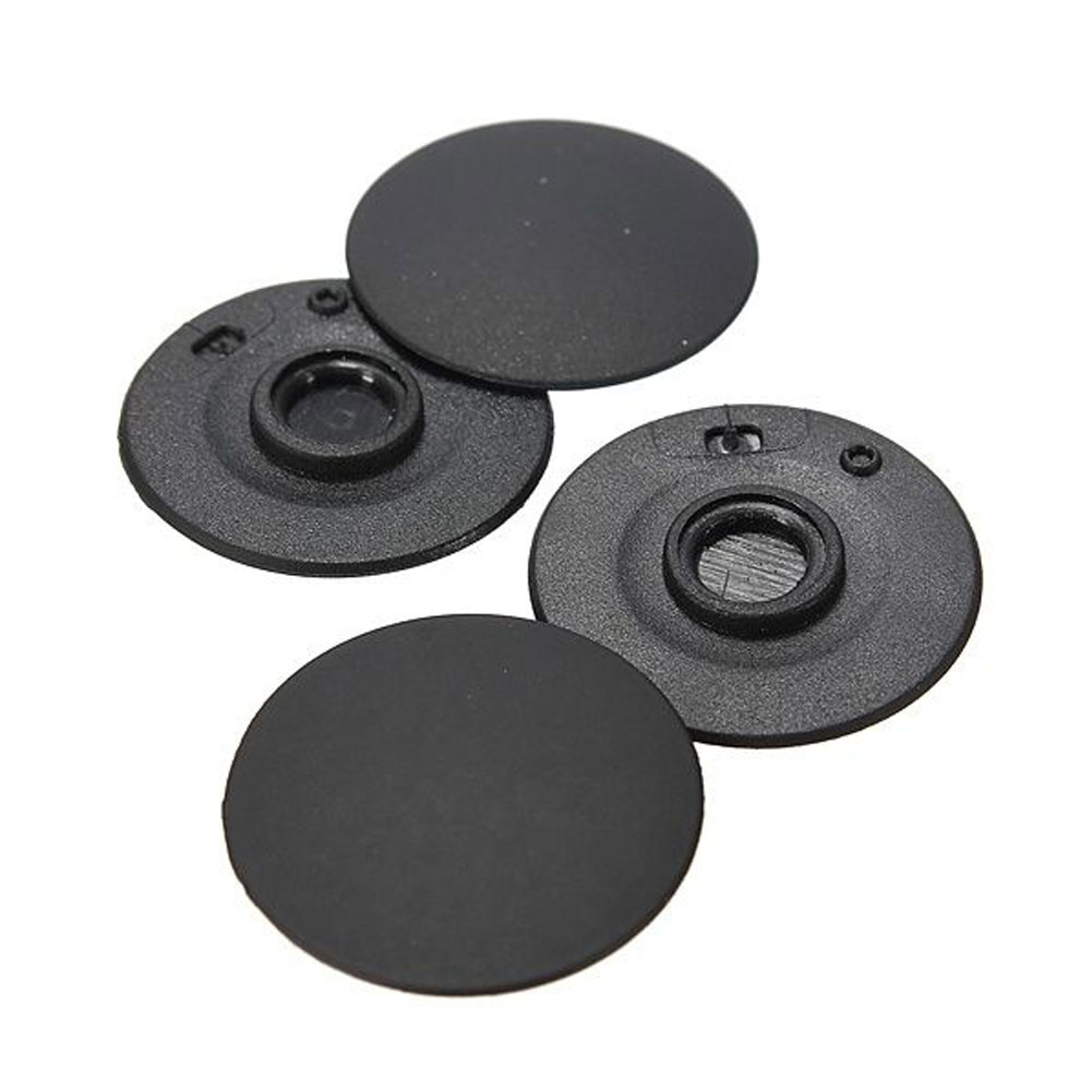 4pcs/lot Bottom Case Rubber feet laptop Stand Laptop Replacement Feet Base for MacBook Pro A1278 A1286 A1297 13/15/17 inch 5