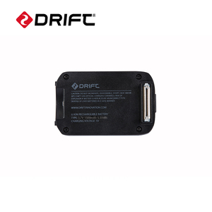 Image 3 - Drift Cámara de deportes de acción Módulo de batería estándar de 500mA para Ghost 4k Ghost X, batería extra de larga duración de 1500mA