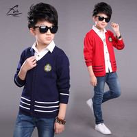 Autumn Winter Cotton Thick Boy S Long Sleeve T Shirt Turtleneck Casual Style Children S Tee