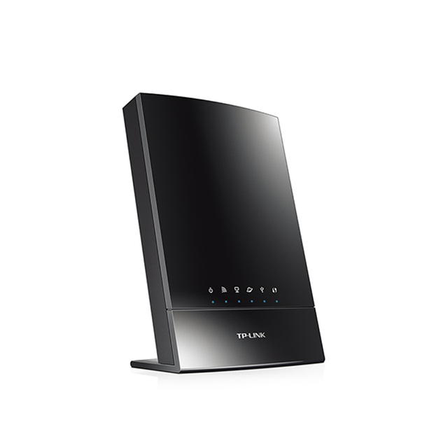 NEW English firmware TP LINK Archer C20i AC750 Wireless wifi Router Dual  band 733Mbps 802 11ac 1 USB Interface IPv6 Supported-in Wireless Routers  from