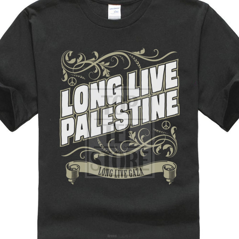 Long Live Palestine Long Live Gaza Anti War Protest Mens Womens Kids T Shirt