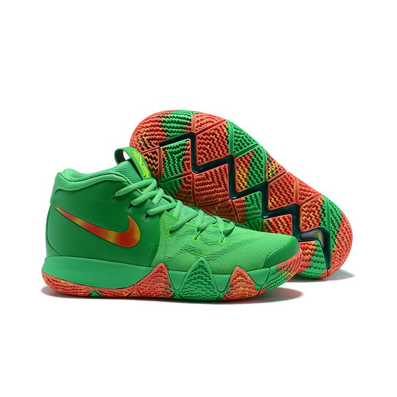 42ecd64248 New Arrival Nike Kyrie 4 Irving 4th Generation Confetti Men's Basketball  Shoes,Shock Absorption Wear Resistant Wraparound-in Basketball Shoes from  Sports ...