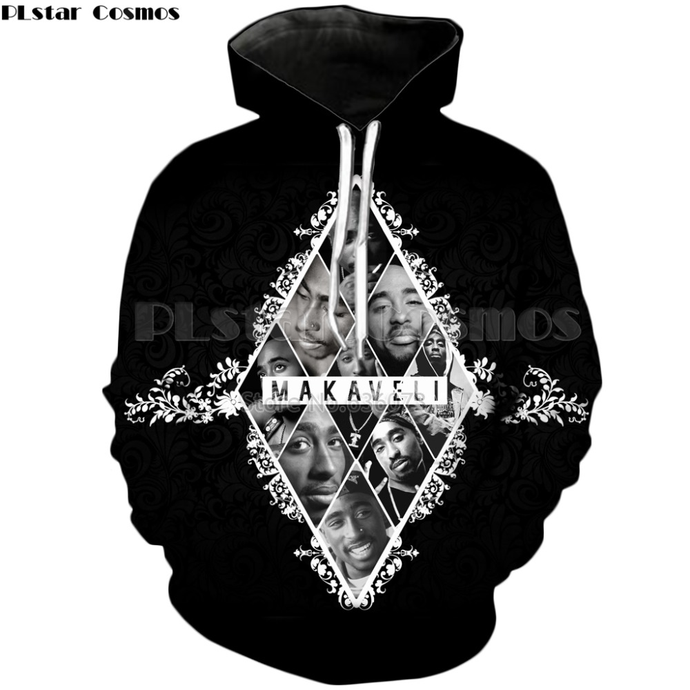 Singer Lil Uzi Vert Hoodies Hip Hop Sweatshirts 3d Hoodies Men/women Sweatshirts Rapper Lil Uzl Vert 3d Hooded Perfect In Workmanship Men's Clothing