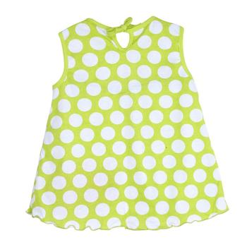New Summer Dresses Sleeveless Stylish Cooling Print Toddlers Baby Girls Soft Cotton Colorful Energetic Clothes Lovely Girls 1