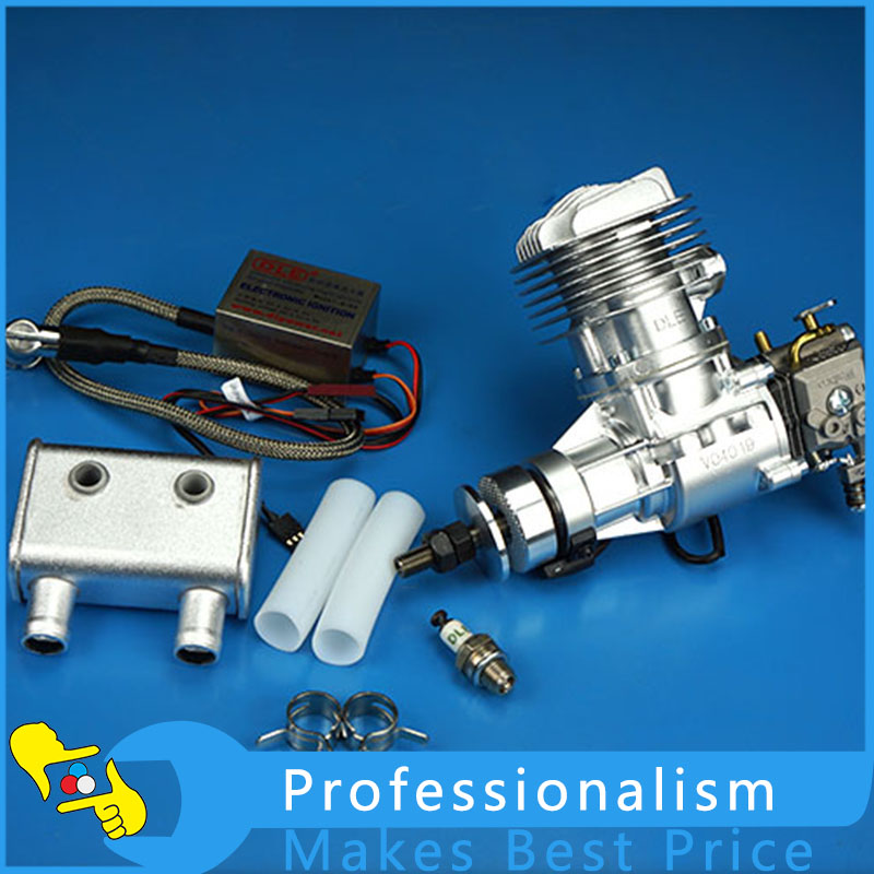 DLE20RA 20CC Gasoline Engine 2.5PH Engine For RC Airplane Model цена и фото