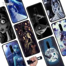 Corpse Bride Black Soft Case for Oneplus 7 Pro 7 6T 6 Silicone TPU Phone Cases Cover Coque Shell