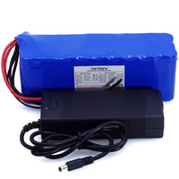 VariCore 12V 20000 mAh 18650 lithium battery miner discharge lamp 20A 240W xenon lamp battery pack with PCB B + 12.6 3A charger