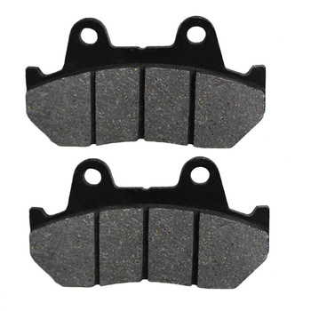 Motorcycle Front Brake Pads for HONDA CB450 CB 450 SC Nighthawk VT500C VT500 VT 500 C Shadow 83-86 GL500 Silverwing 81-82 image