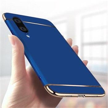Funda protectora completa para Huawei P20 Pro, 3 en 1, 360, removible, rígida, para P8 P9 Lite 2017 P10 plus, funda mate