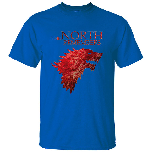 """The North Remembers"" Men's T Shirts 5"