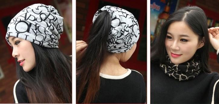 Женский головной убор 2 /skullies Gorros