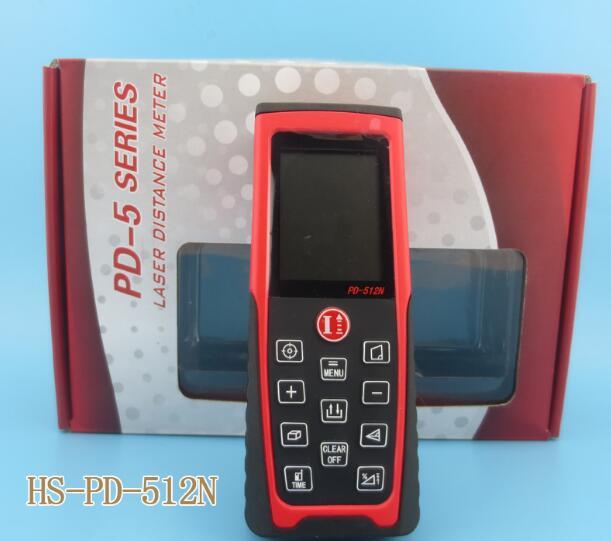 Portable Infrared Measuring Instrument Electronic Ruler 120m High Precision Handheld Laser Rangefinder