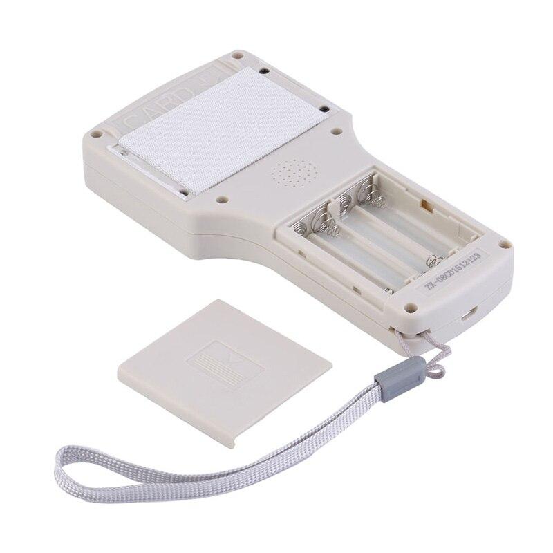 Fréquence Copie Cryptée NFC Carte À Puce RFID Copieur ID/IC Lecteur Écrivain Nouveau JLRL88