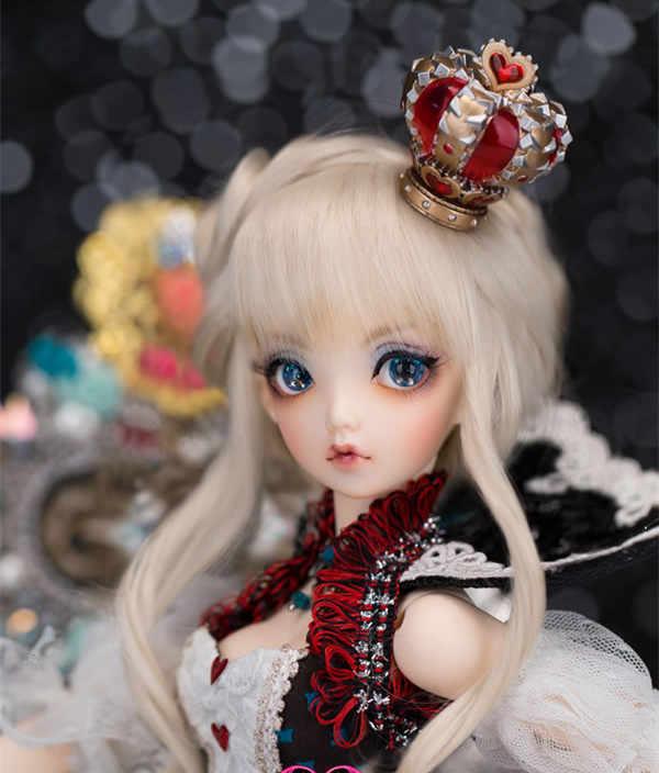 Bjd sd кукла 1/4 Хлоя mio мальчик девочка шарнир Кукла свободные глаза высокое качество