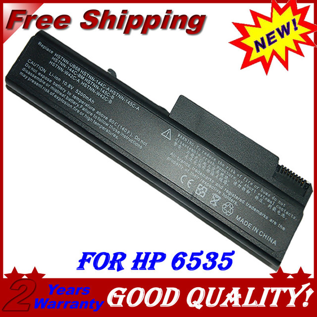 JIGU Laptop Battery For HP EliteBook 6930p 8440p 6535b ProBook 6450b 6555b 6550b 6440b 6445b 6540b 6545b 458640-542 586031-001