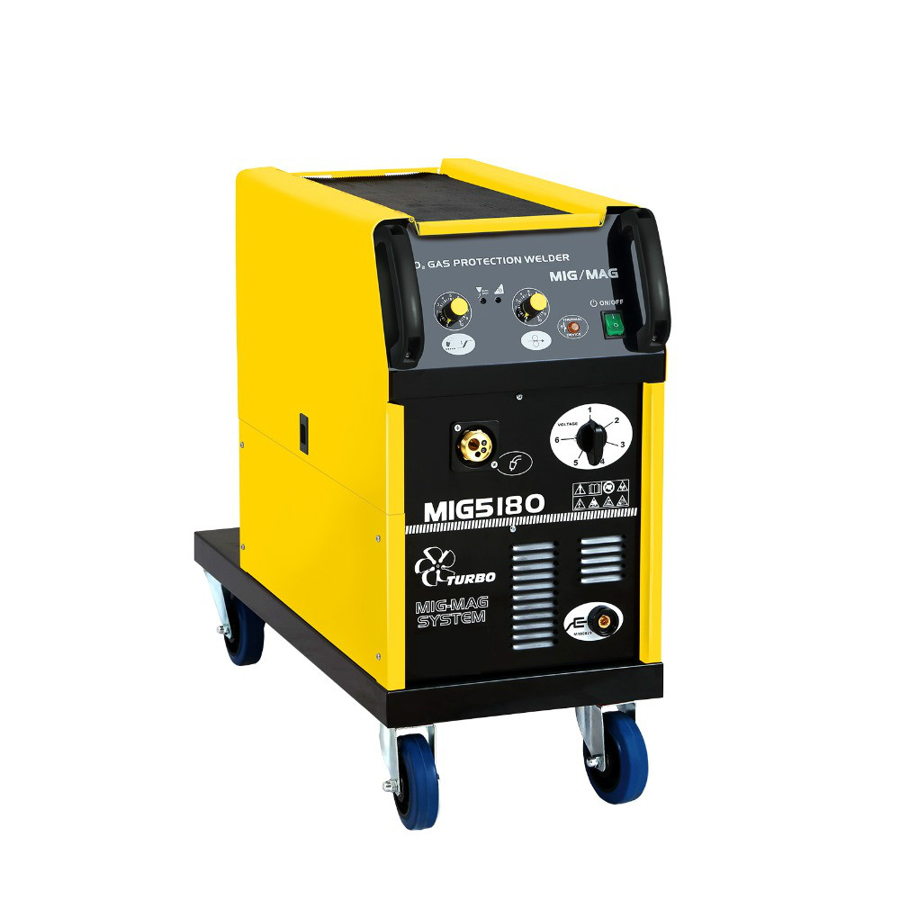 Gas Shielded Welding Machine Sheet Metal Tool Car Repair Welding with Protection Gases Welder Carbon Dioxide Protection Welders