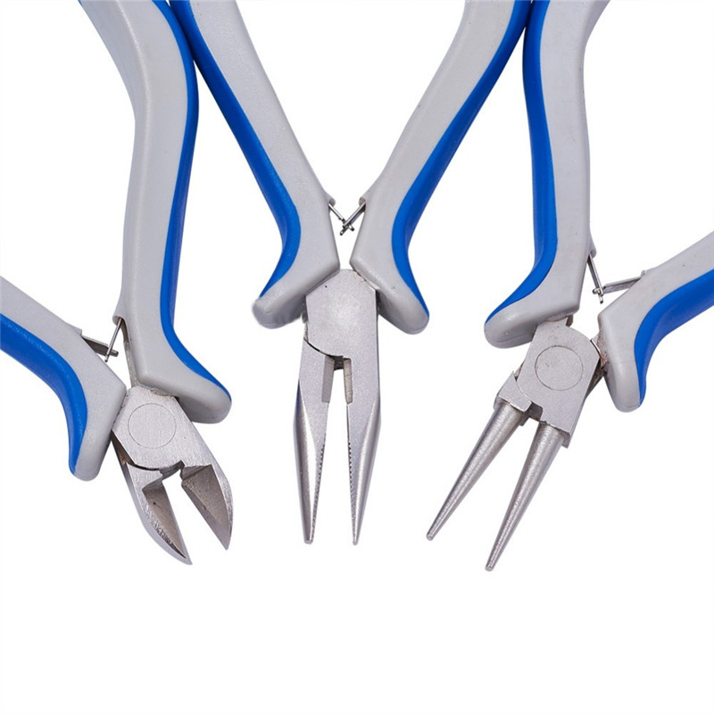 Tools Long Nose Clamp Equipment Multifunctional Stainless Steel Fishing Plier VA