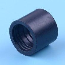 Leatosk черный резиновый впускной коллектор втулка подходит для Husqvarna Бензопилы 50 51 55 136 141 137 142 36-41 503161602