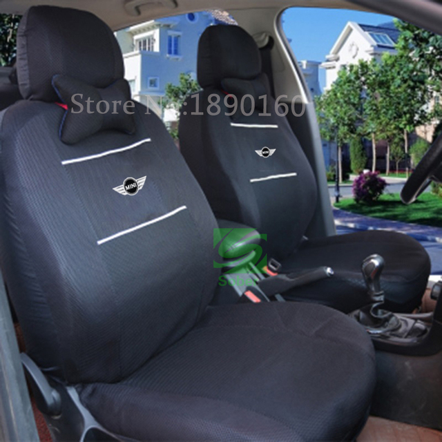 Universal Car Seat Cover For Mini Countryman Coupe Paceman Clubman
