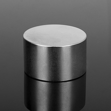 лучшая цена 1PC N52 Neodymium Magnet 50x30mm Super Strong Round Magnet Rare Earth NdFeb 50*30mm Permanent Powerful Magnetic Magnet 50mmx30mm