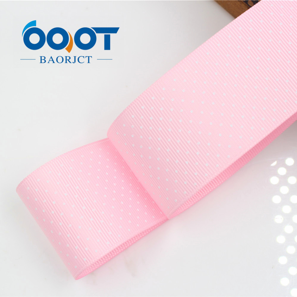 OOOT BAORICT 176222, белый горошек корсажная лента, 38 мм, 10 ярдов лента для шитья, DIY головной убор аксессуары ручной работы