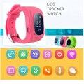 Q50 kid gps smart watch relógio de pulso chamada sos localizador localizador Monitor Do Bebê Seguro Anti Perdido dispositivo Rastreador para o Miúdo Presente Q50