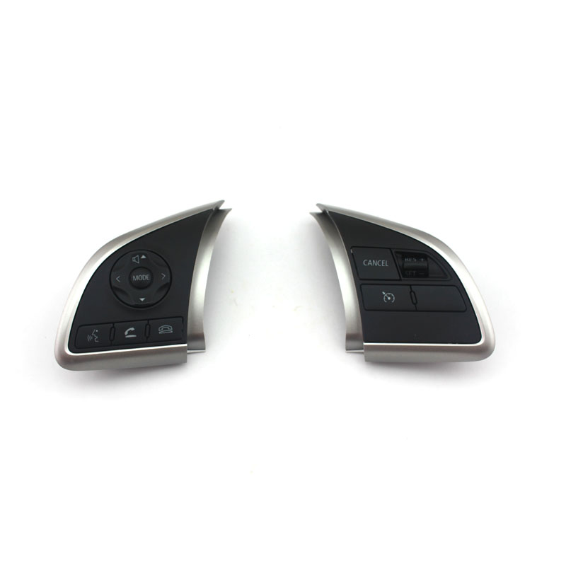 Free shipping FOR Mitsubishi Outlander 2013 2016 Multi function Car steering wheel control buttons car styling