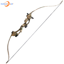 Portable Recurve take down bow Game CS Bow and Arrow Set with Harmless Right Hand Outdoor hunting bow archery shooting  стоимость