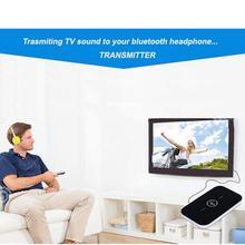 2 In 1 Bluetooth 3,5mm Stereo Hifi audio Musik Sender Empfänger Wireless BT 4,0 Adapter Player Für TV Sound system