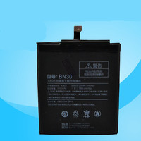 For Xiaomi Redmi 4A Battery Hongmi 4a Mobile Phone Rechargeable Red Rice 4a BN30 3120mAh Accessories