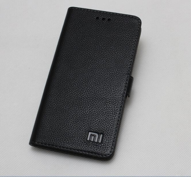 100% Genuine leather Xiaomi mi max 2 flip cover case  back cover cases for xiaomi mi max 2 housing book style high quality