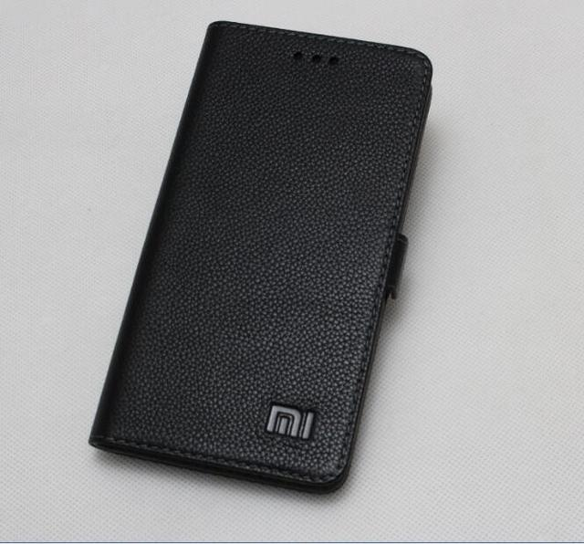 hot sales e435b f9d5e US $19.99 20% OFF|100% Genuine leather Xiaomi mi max 2 flip cover case back  cover cases for xiaomi mi max 2 housing book style high quality-in Phone ...