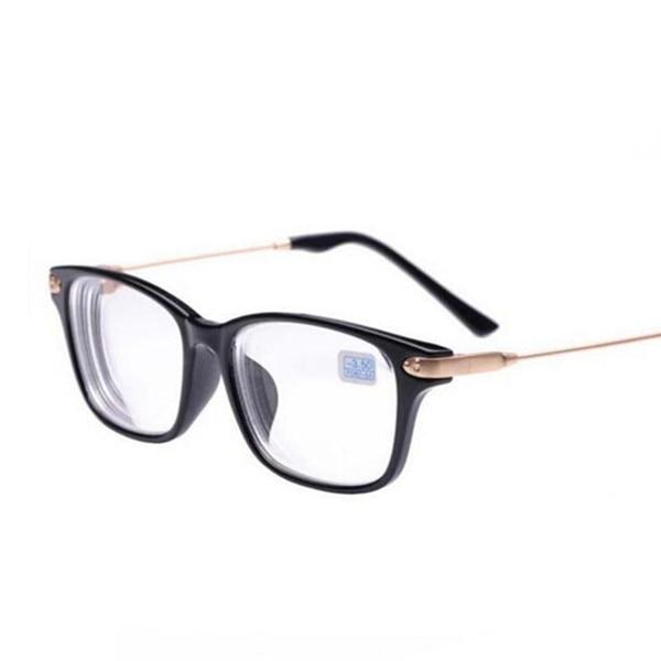 quality finished nearsight myopia glasses metal pc