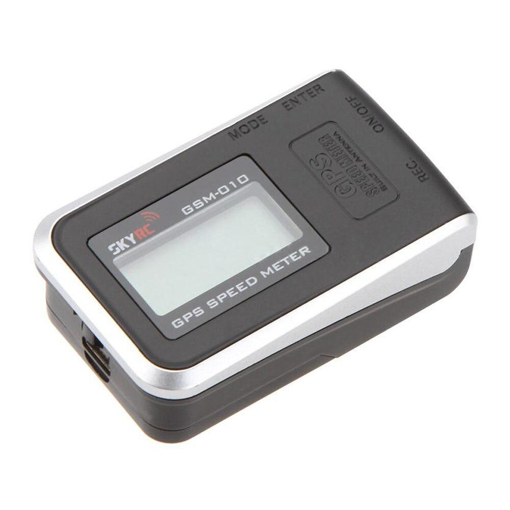 100% SkyRC SK-500002 Haute Précision GPS Compteur de Vitesse pour RC FPV Avion Chaud