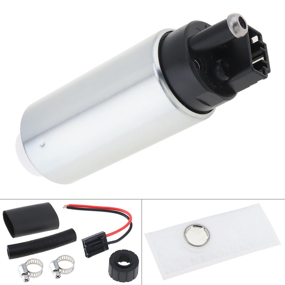 12V GSS340 255Lph High Flow Universal In-tank Car Gasoline Fuel Pump for BMW E30 E36 318i 320i 323i 325i 330i M3