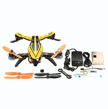 F19758 Happymodel V-tail 210 FPV Drone ARF PNF Kit (NO TX RX) 1080P HD DVR/ SP Racing F3 FC/ 5.8G 40CH 200mW VTX / OSD/ GPS/ LED