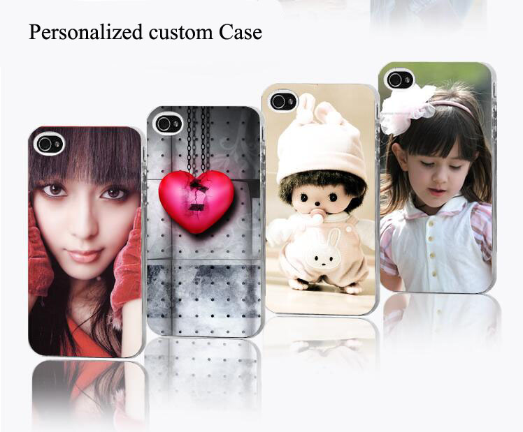 custom photo cover diy name printed silicone phone cases for lg
