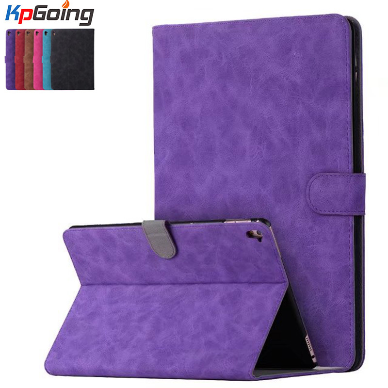 Fashion Stand Flip Cover for Apple ipad Air 1 Case Business Folio PU Leather Case for ipad Air 1 cover Vintage Style Fundas floveme luxury flip stand case for samsung galaxy tab3 10 1 p5200 elegant pu leather pouch bag cover fashion vintage retro