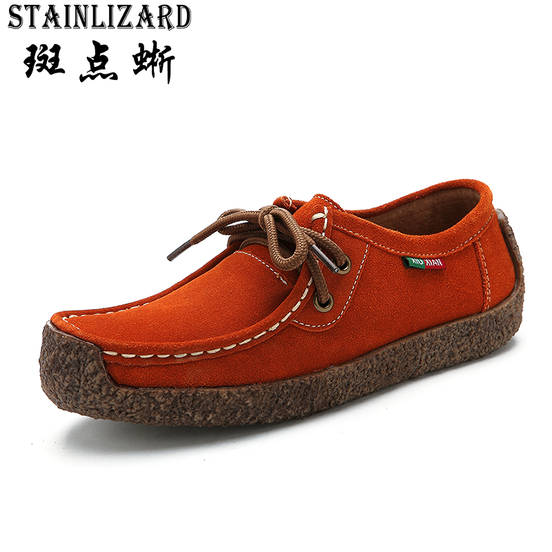 2017 Summer New Fashion Women Flats Comfortable Solid Women Casual Shoes Wild Lace-up Loafers Leisure Warm Ladies Shoes DVT90 fashion womens shoes warm winter cotton shoes tennis feminino casual girl shoes comfortable ladies flats long plush women flats