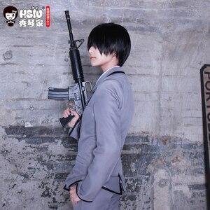 Image 4 - HSIU Chiba Ryuunosuke Cosplay Perücke Ermordung Klassenzimmer Kostüm Spielen Perücken Halloween Kostüme Haar
