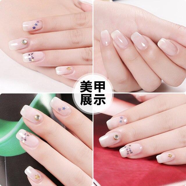 Online Shop New Fashion 2017 Nail Art LED UV Top Nails Gel 10ml UV ...